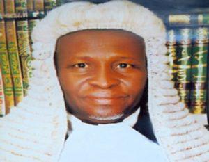 HON DR JUSTICE I. TANKO MUHAMMAD (CHIEF JUSTICE OF NIGERIA)